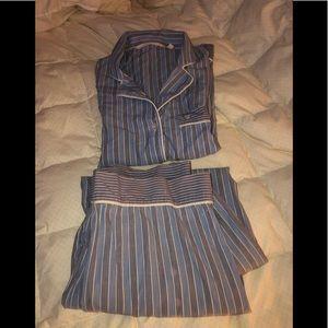 Victoria secret pajamas set size Xs